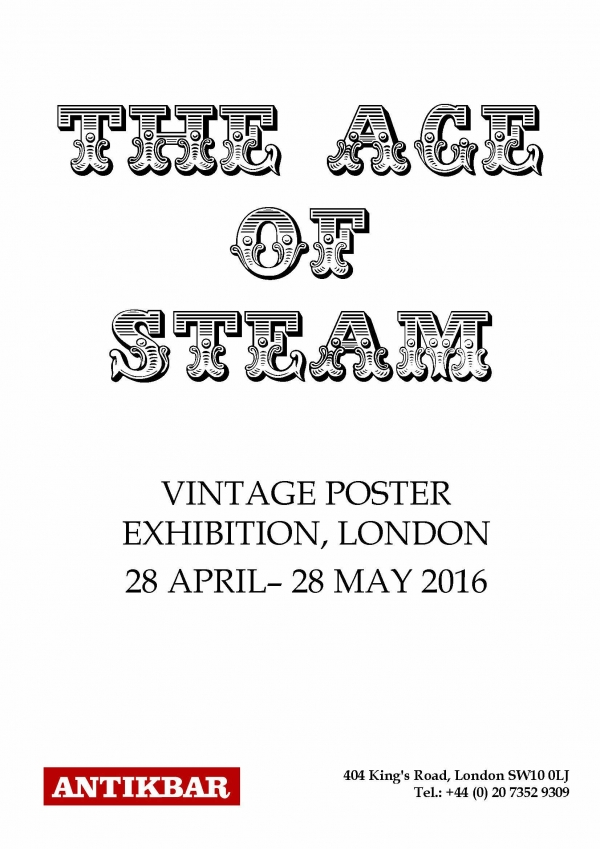 The Age of Steam Exhibition Catalogue