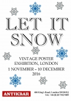 Let It Snow Exhibition Catalogue