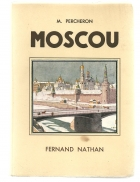 Moscou, Moscow 1931