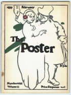 The Poster 1899 Beggarstaff Posters