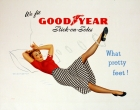 Goodyear Soles - Smoking