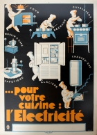 Electricity for your Kitchen Art Deco