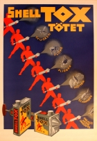 Shell Tox Totet Art Deco