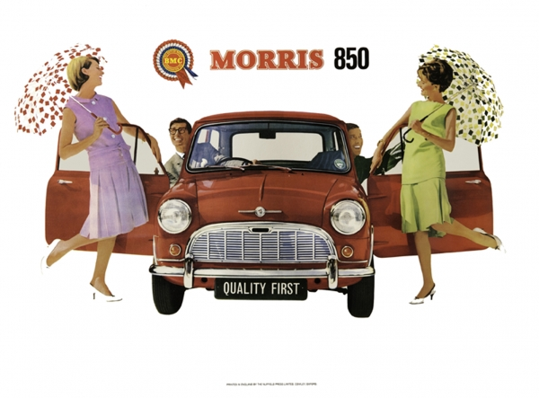 Original Vintage Posters -> Advertising Posters -> Morris ...