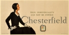 Chesterfield Cigarettes - Individuality