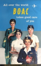 BOAC Takes Good Care of You