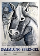 Picasso Exhibition Hannover 1965