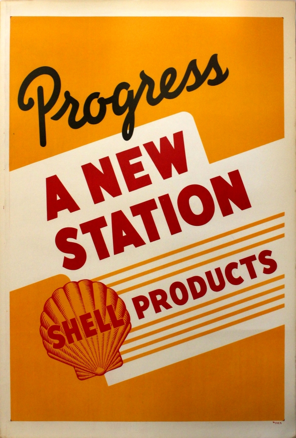 Original Vintage Posters -> Advertising Posters -> Shell ...