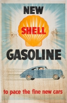 New Shell Gasoline