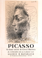Picasso Exhibition 50 Years Illustrated Books