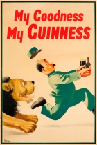 My Goodness My Guinness Zoo Lion
