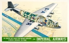 Imperial Airways Ensign Airliners