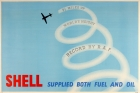 Shell World Height Record by RAF Art Deco