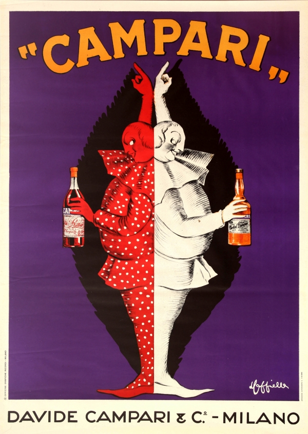 102e8920c08ee Original Vintage Posters -  Advertising Posters -  Campari Cappiello ...