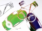 Perrier Andy Warhol