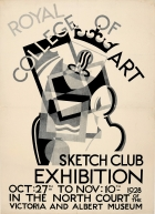 Royal College of Art Sketch Club 1928