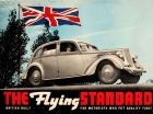 The Flying Standard Motor Company Car UK