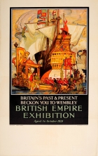 British Empire Exhibition 1924 Wembley