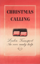 LT Christmas Calling London Transport Eckersley