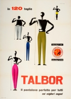 Talbor Fashion Perfect Trousers