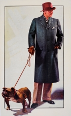 Schloss Bros & Co Fashion Man With Dog