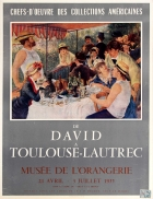 Masterpieces From David To Toulouse Lautrec Art Exhibition Renoir Impressionist Painting