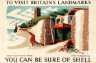 Shell Britain's Landmarks Chanter's Folly And Dry Dock Appledore Devon Ellis
