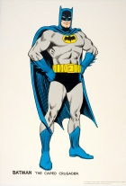 Batman The Caped Crusader Carmine Infantino