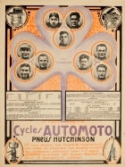 Cycles Automoto Pneus Hutchinson Tyres Tour De France