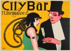 City Bar Liliengasse Vienna Secessionism