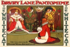 Drury Lane Pantomime The White Cat Hassall