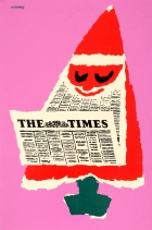 The Times Newspaper Christmas Abram Games