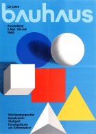 50 Years Of Bauhaus 1968
