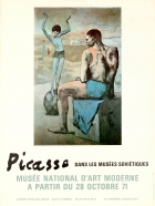 Picasso Exhibition Museums of the USSR
