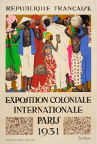 Exposition Coloniale Paris Art Deco 1931