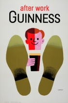 Guinness After Work Eckersley Midcentury Modern