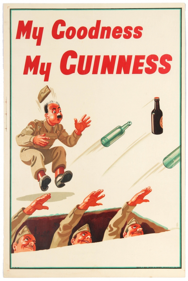 Original Vintage Posters -> Advertising Posters -> Guinness My