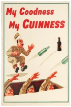 Guinness My Goodness My Guinness Soldier WWII