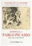 Hommage to Pablo Picasso Exhibition The Dance Of The Fauns