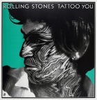 Tattoo You The Rolling Stones Keith Richards