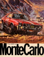 AMX Monte Carlo Rally Car Racing