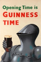Guinness Opening Time is Guinness Time Knight In Armour