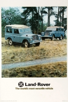 Land Rover Series III The World's Most Versatile Vehicle