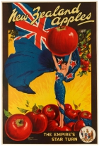 New Zealand Apples British Empire Trade