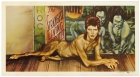 David Bowie Diamond Dogs Peellaert
