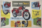 Know Your BSA Motorcycle