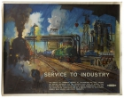 Service To Industry British Railways Cuneo