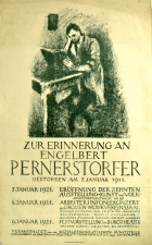 In Memory Of Engelbert Pernerstorfer