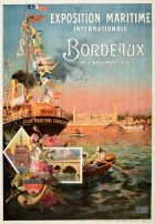 Exposition Maritime Internationale Bordeaux 1907