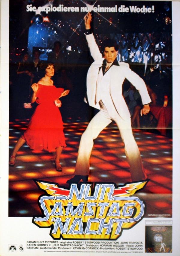 Original Vintage Posters -> Cinema Posters -> Saturday